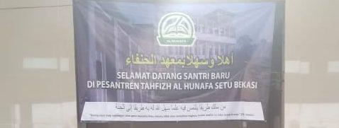 MEMPERERAT KEDEKATANPESANTREN TAHFIZH AL HUNAFA DENGAN ORANG TUA SANTRI BARU